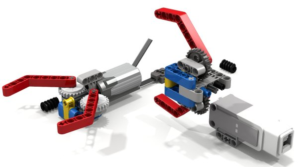 Lego Mindstorms Ev3 Robot Claw Instructions - Year of Clean Water