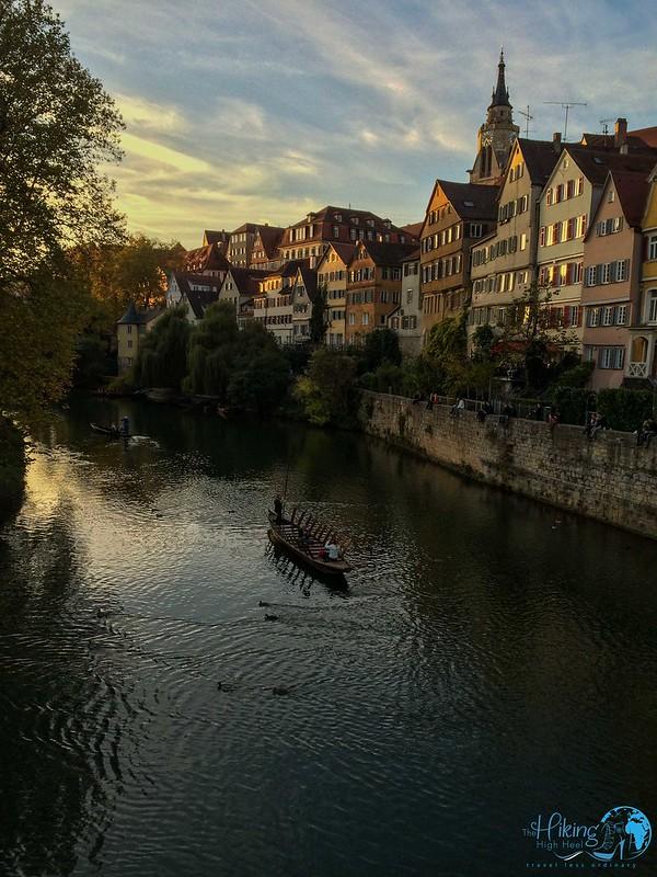 Tübingen Die besten Tipps für deinen romantischen Kurztrip -  Neckar Socherkahnfahrt