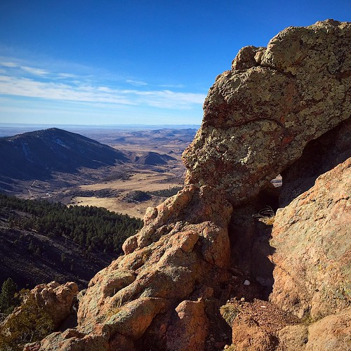 Horsetooth south summit