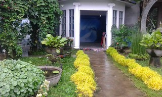 Entrance for Picture Rooms