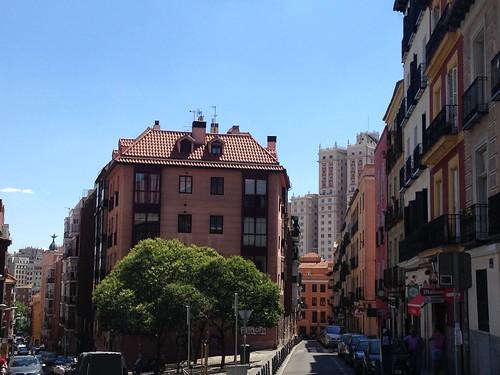 Amaniel, Barrio Conde Duque. Madrid