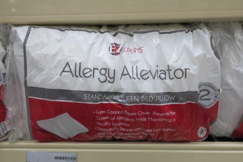 anti allergy pillow