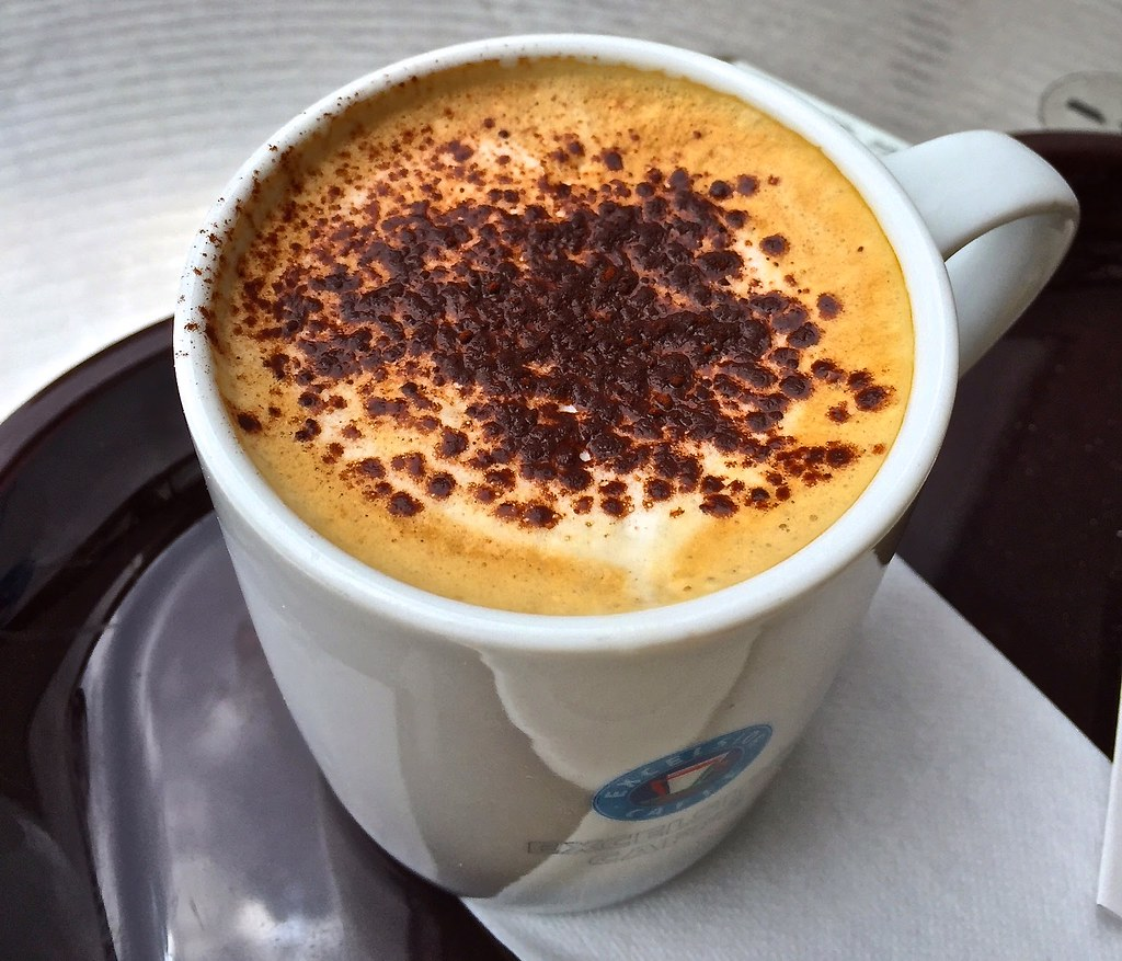 Coffee at Tennozu Isle