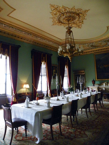 Grand Dining Room Wimpole Hall  Grand Dining Room