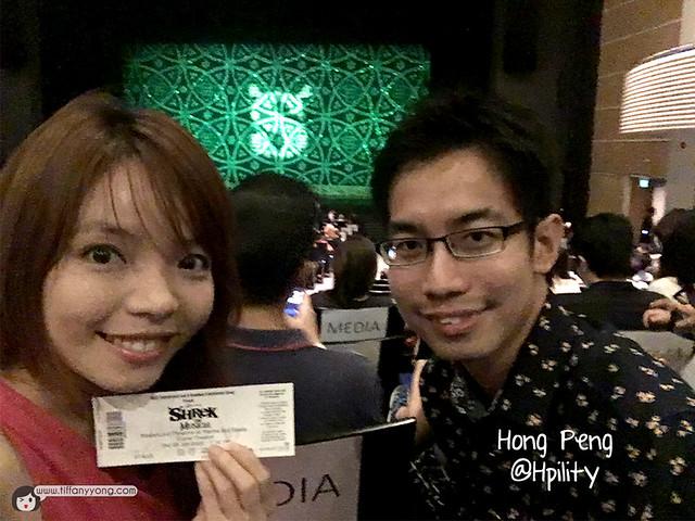 Tiffany Yong Hong Peng Shrek