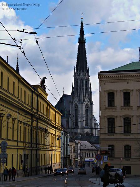 Saint Wenceslas Cathedral, Olomouc