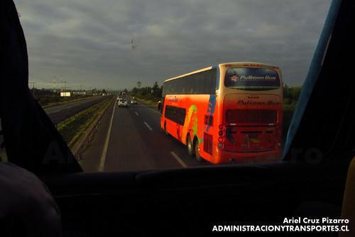 Pullman Bus - Los Lagos - Busscar Panorâmico DD / Scania (BGWP23)