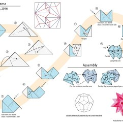 Origami Flower Diagram In English Gmdlbp Wiring Taygeta Kusudama - | Vladimir Phrolov Flickr