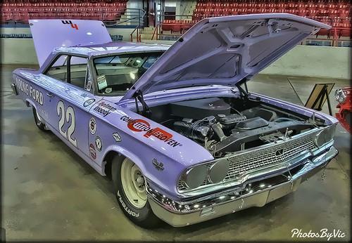 #22 Fireball Roberts '63 Ford Galaxie | GoodGuys 1st North C… | Flickr