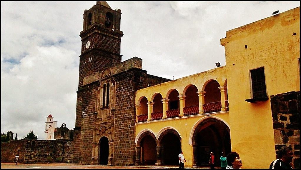 Ex Convento Franciscano de Calpan San Andrs Calpan Esta