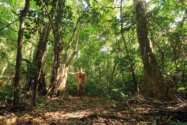 Lagunzad Trail in Palaui Island