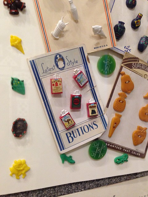 Grandmother's Buttons, St Francisville LA