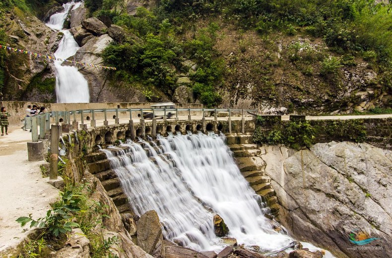 Gangtok Lachung Road Waterfalls Yumthang Zero Point