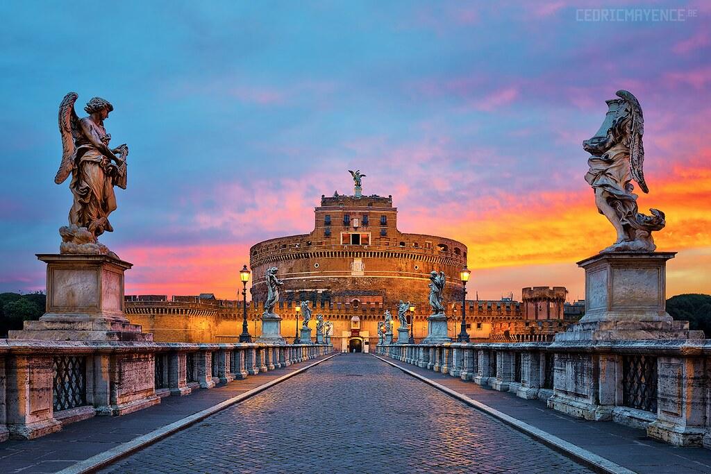 Castel SantAngelo  Rome IT  Join me  Facebook