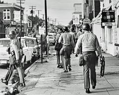 State Police Patrol Cambridge Streets: 1967