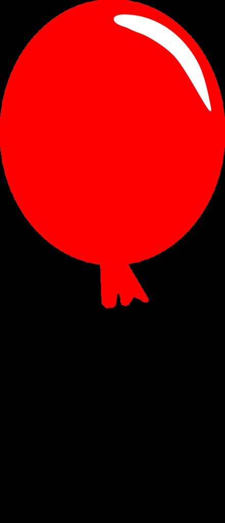 balloon red clipart