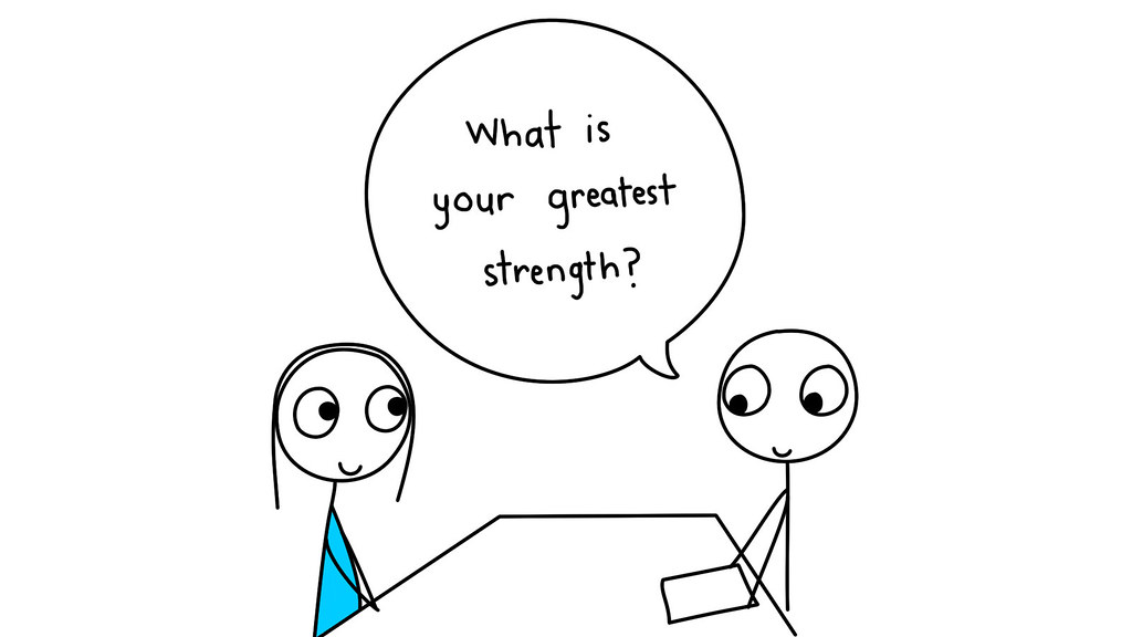 Job Interview Question: What Is Your Greatest Strength