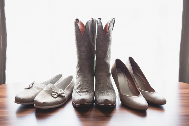 Liz shoes via @offbeatbride