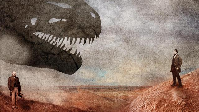 Dinosaur Wars - America Experience da PBS (2011)