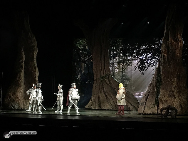 Shrek The Musical Singapore Media