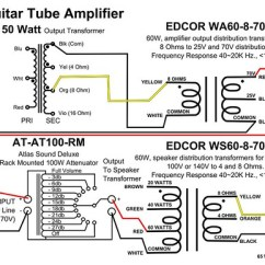 8 Ohm Wiring Diagram What Is A Bohr Rutherford Connecting Guitar Tube Amp To External Line Match Audio Step Up Click The Image Open In Full Size