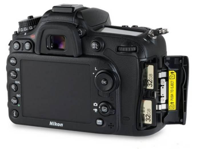 Carte Mémoire Test Comparatif Avec Le Nikon D7200 Le