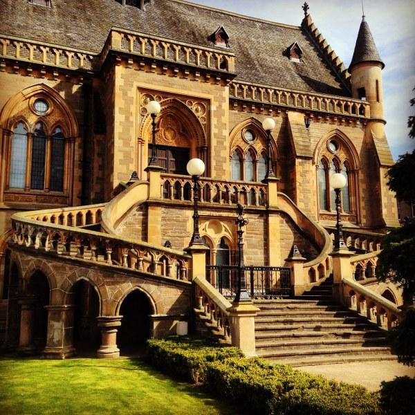 Macmanus Art #dundee #gothic #revival #victorian #