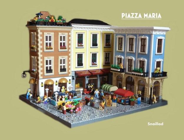 Piazza Maria