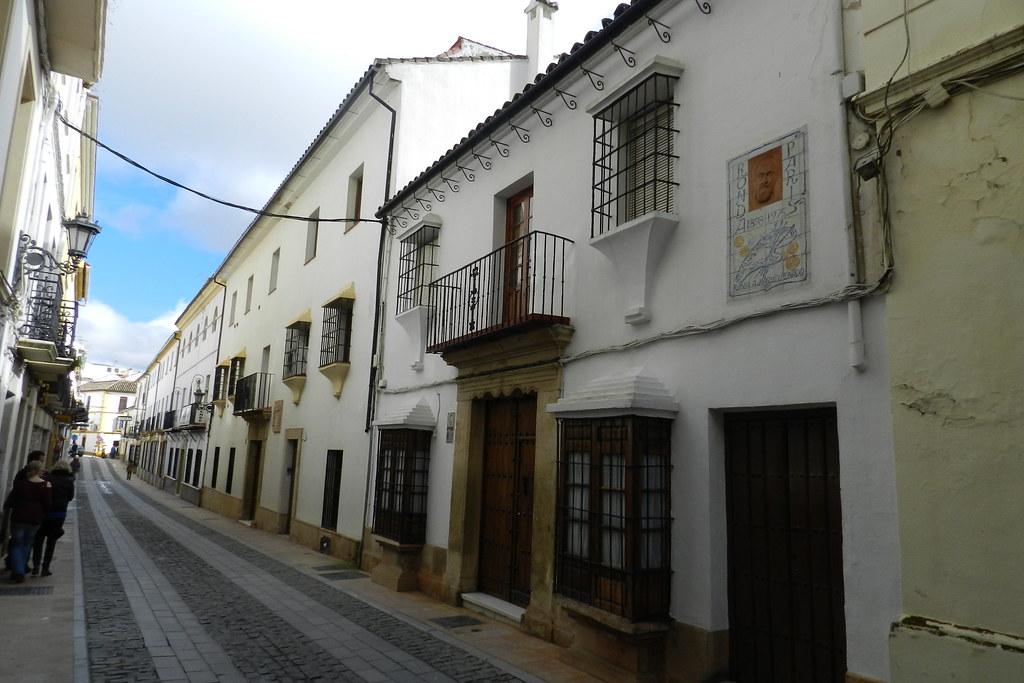 Casco histórico de Ronda Málaga 03