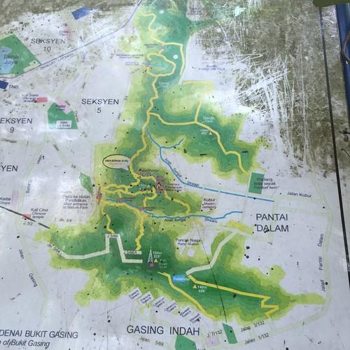 Bukit Gasing...