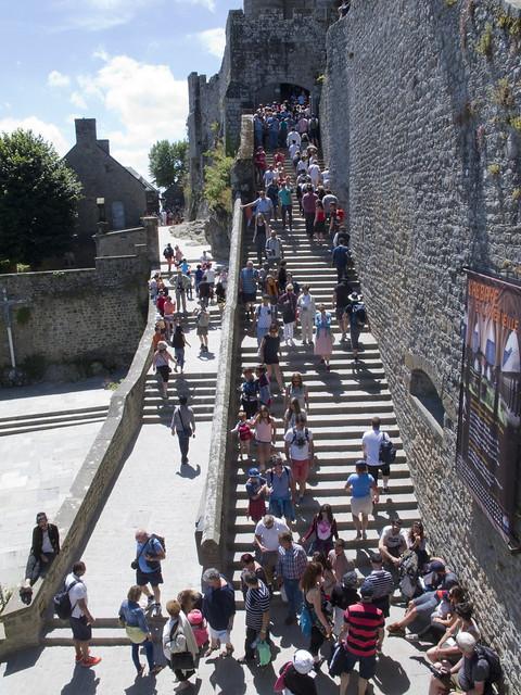 Mont Saint Michel 201695