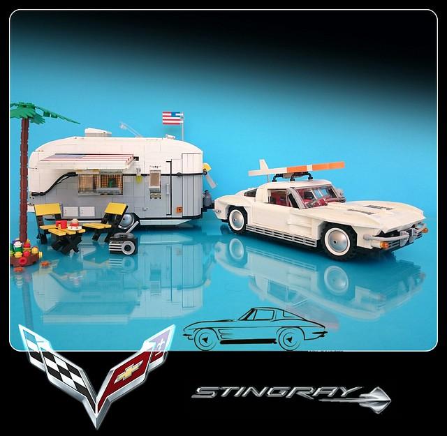 Chevrolet Corvette Stingray Split Window