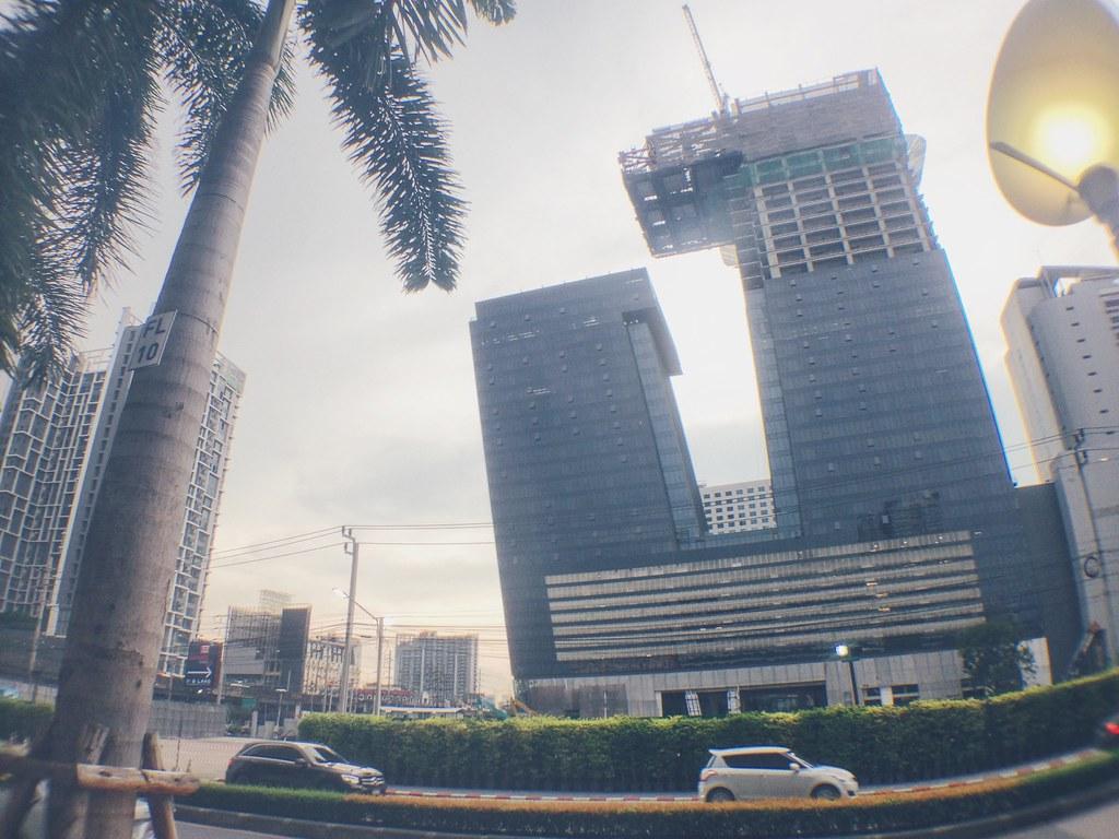 G Land Tower  Rama 9 Bangkok  G Land Tower is set to