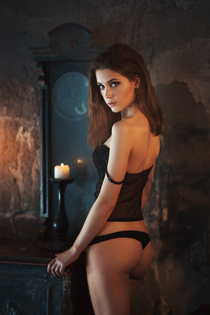 Electro Girl Wallpaper Hd Portrait Model Xenia Kokoreva Photo By Maxim Maximov