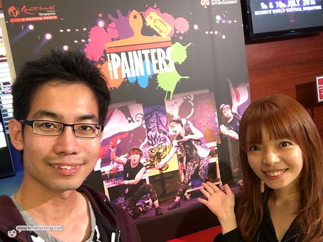 The Painters Hero Singapore Musical