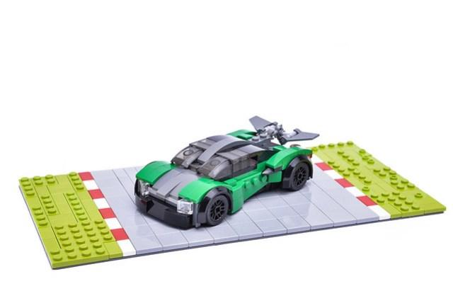 McLaren conceptcar