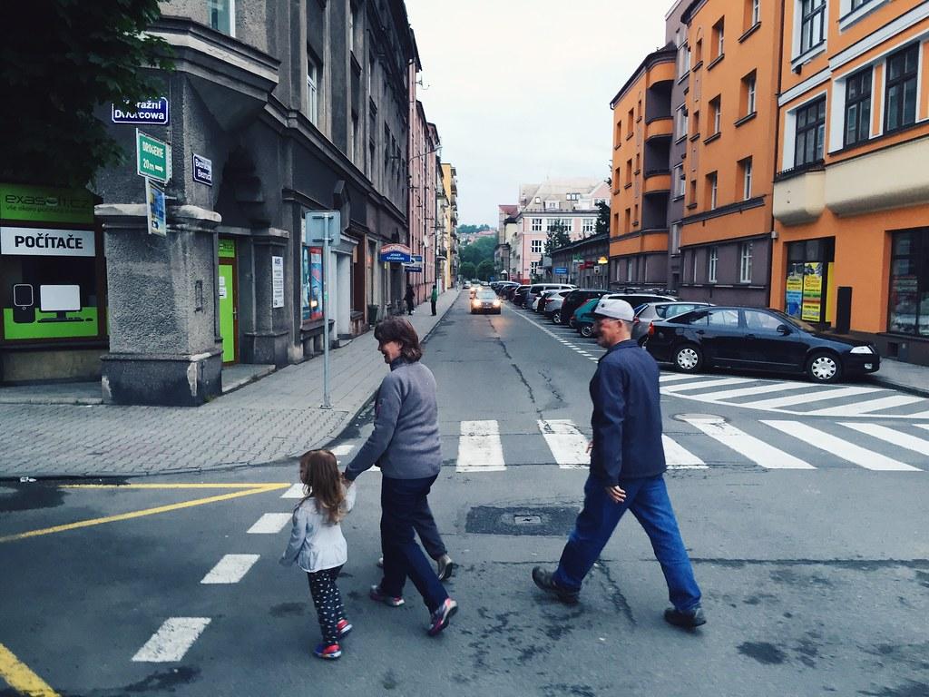 Papa and Nana in Czech! (5/24/15)