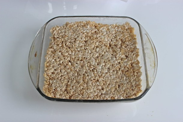 Salted Brown Butter Rice Krispies
