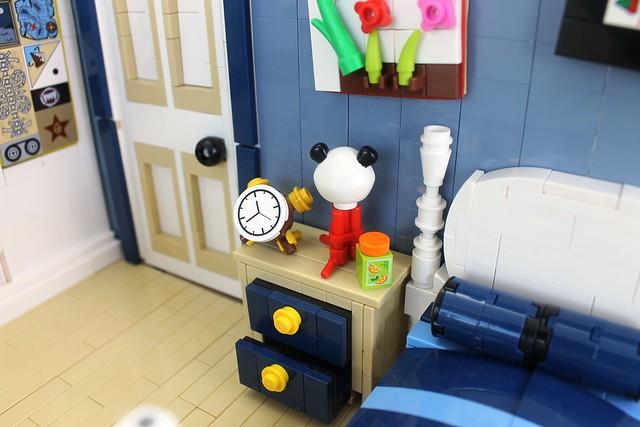 LEGO Chambre zoom 3