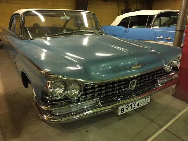 Buick Electra 225 coupe 1959