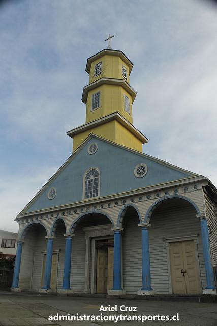 Iglesia de Chonchi - Chiloé
