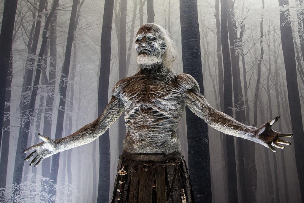 Game Of Thrones Weier Wanderer Marcel Erdmann Flickr