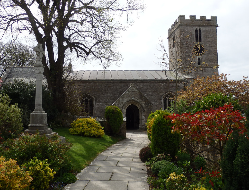 St Andrews Church Preston Weymouth  St Andrews in the