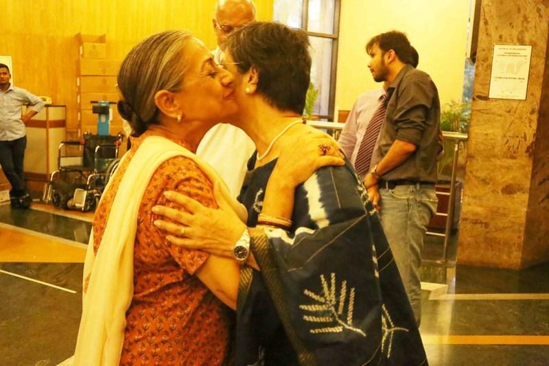 Netherfield Ball – Amitav Ghosh's Book Launch, India Habitat Center