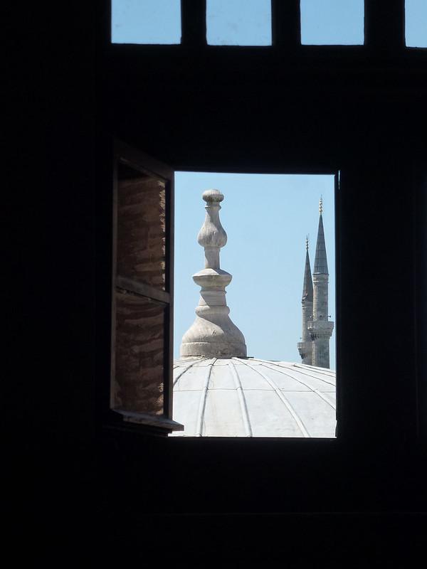 Turquie - jour 23 - Balades poétiques et visages stambouliotes - 119 - Sainte-Sophie