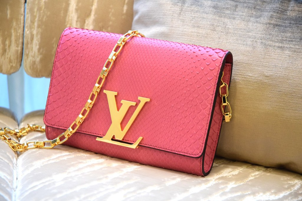 Louis Vuitton Les extraordinaries