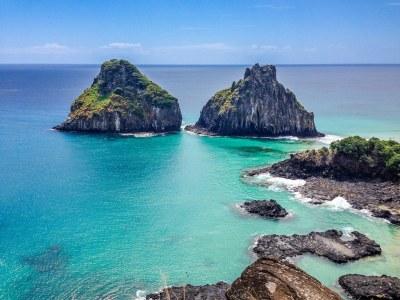 Fernando de Noronha Island - two brothers | Fernando de ...