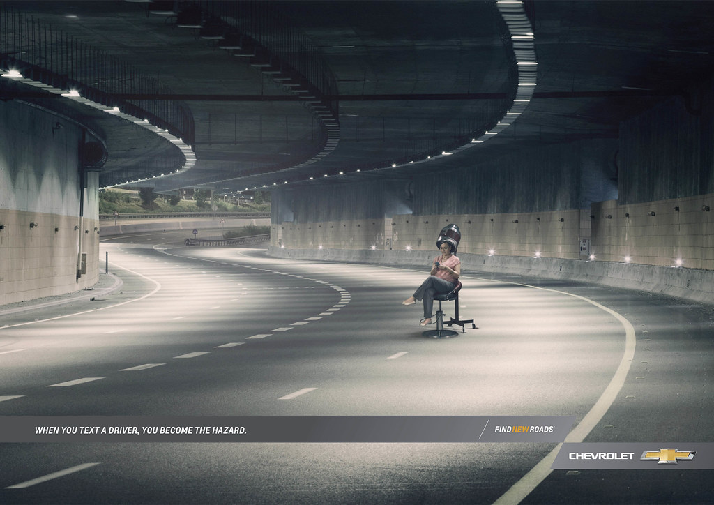 Chevrolet - Don't Text a Driver 2