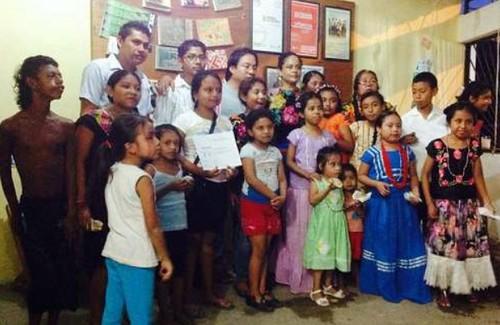 Revalorizan la lengua zapoteca; instruyen a jóvenes y niños