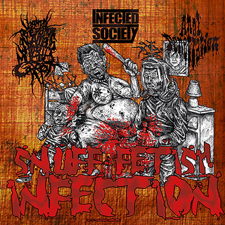 Snuff Fetish Infection artwork